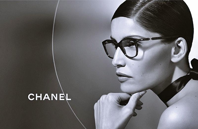 e1e5bb9041 Laetitia Chanel sunglasses