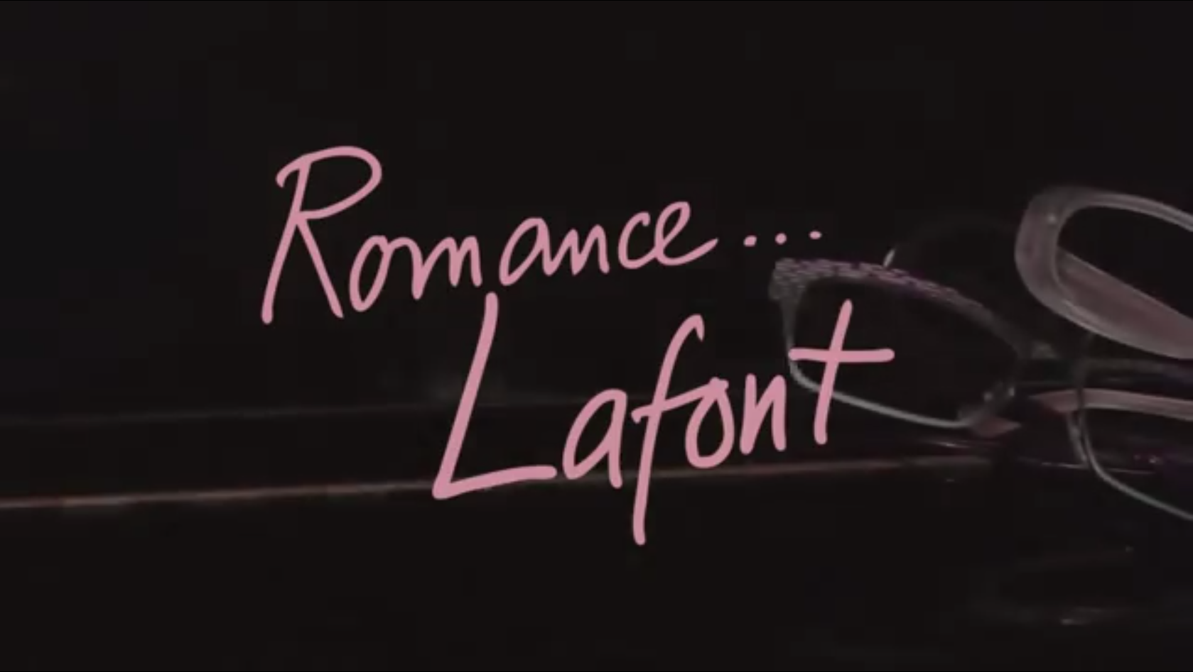 Jean lafont eyeglasses frames - Optical Illusion Del Mar Lafont Romance 2014 Lafont S Spring Summer Women S Eyewear